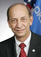 State Senator Jim Wilson of Tahlequah.