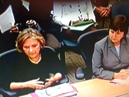 Mayor Taylor and Tulsa Risk Officer Cathy Criswell discusses the controversial letter with the City Council.