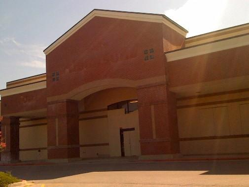 The store has been closed since Albertson's left Oklahoma several years ago.