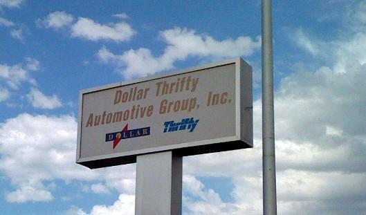 Dollar Thrifty is has its headquarters in Tulsa