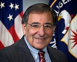 U.S. CIA Chief Leon Panetta.