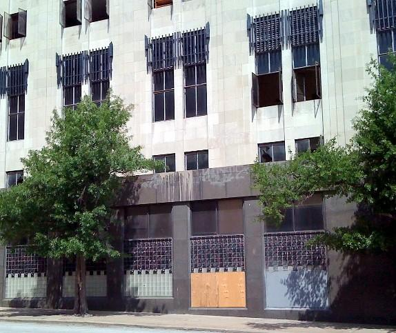 The Tulsa Club is located at 117 E. 5th, in downtown Tulsa.