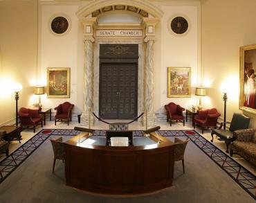 The State Senate Chambers