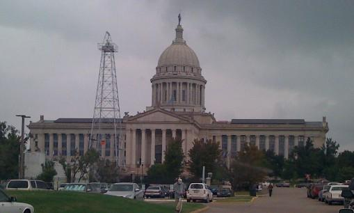The Oklahoma Capitol