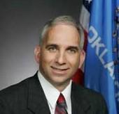Oklahoma House Speaker Chris Benge-(R)-Tulsa.
