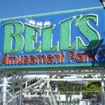 The old Bell's Amusement Park was on the fairgrounds.