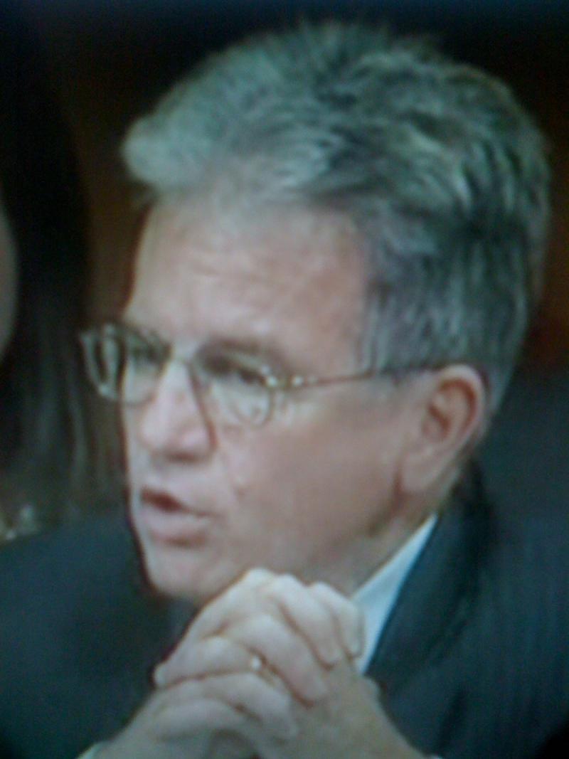 Oklahoma Senator Tom Coburn