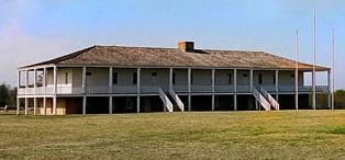 Fort Washita near Durant