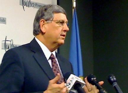 Tulsa School Superintendent Keith Ballard.