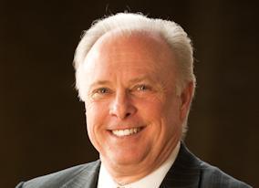 University President Mark Rutland
