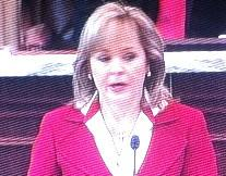 Mary Fallin delivers her State of the State Address