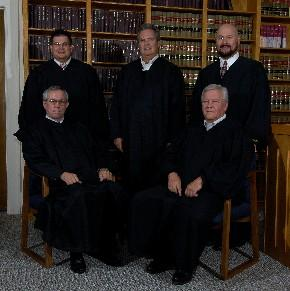 The Cherokee Supreme Court Justices