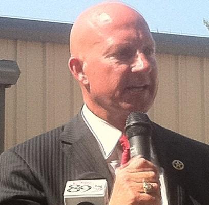Bureau Director Darrell Weaver
