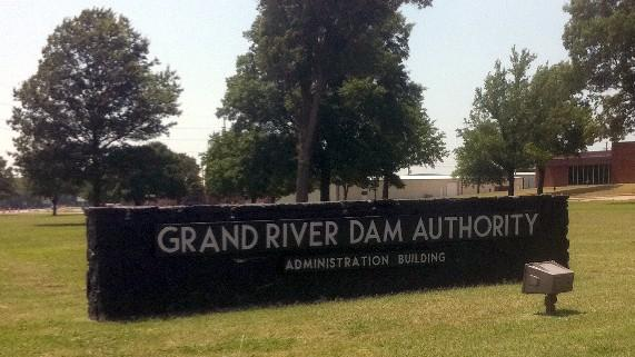 GRDA Headquarters in Vinita on old Route-66.