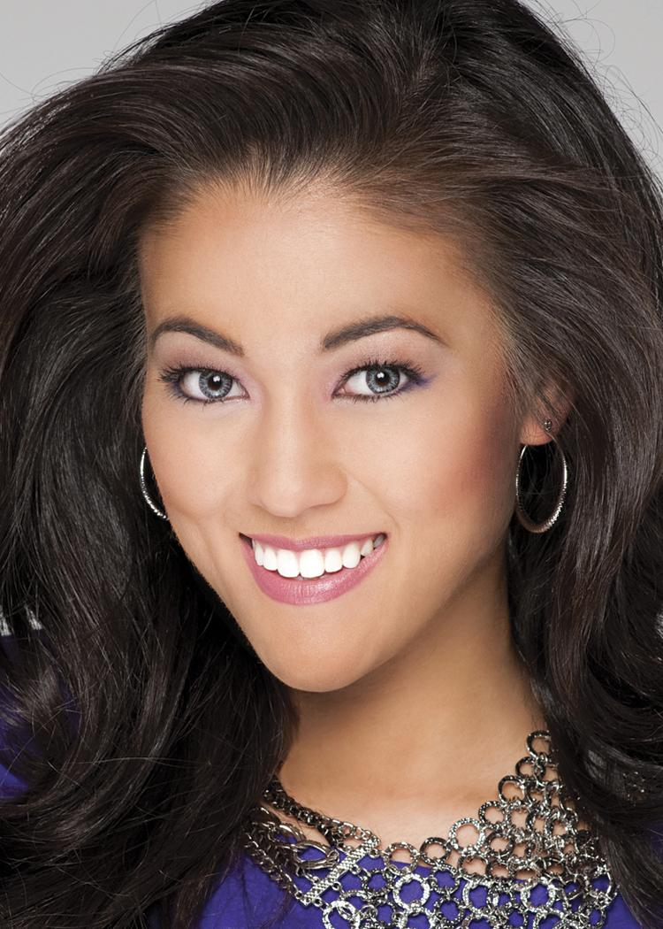 Miss Oklahoma- Alicia Clifton