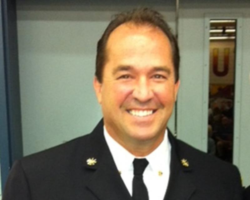 Tulsa's new fire chief