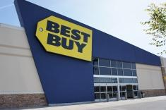 The Best Buy store where the shootings took place