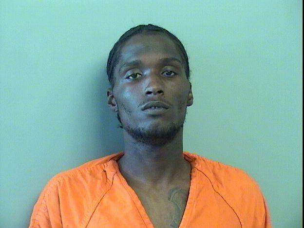 Murder suspect Edwin Daniels