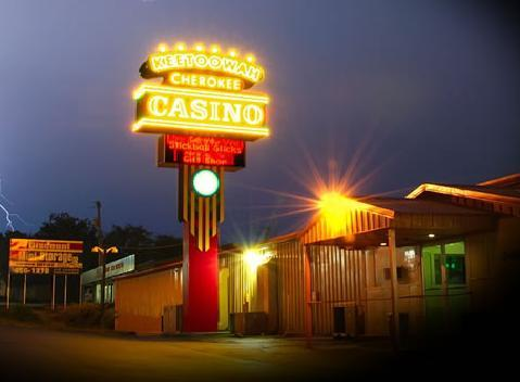 Keetoowah Casino at Tahlequah