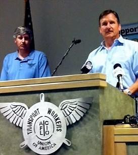 American Airlines Tulsa Union Leaders