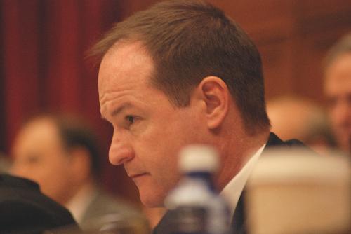 Oklahoma Congressman John Sullivan