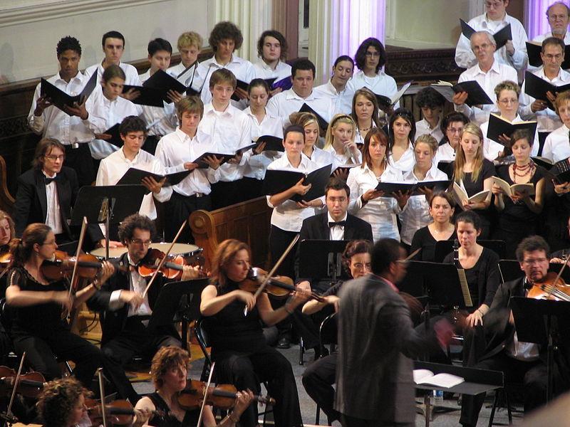 Concert d'ouverture du Mondial choral Loto-Québec, à Laval, Québec