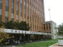 Tulsa Court House Plaza
