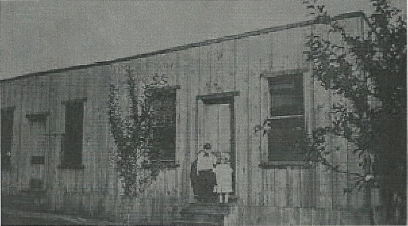 The first TU classes were held in a shed after the church moved the Kendall College to Tulsa