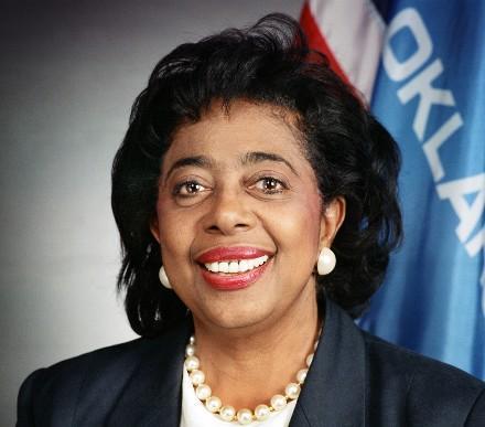 DNC Delegate Judy Eason McIntyre