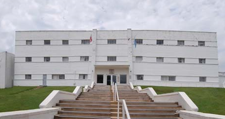State prison at McAlester