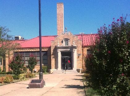 The Sequoya Elementary will be TSAS's temporary new home.
