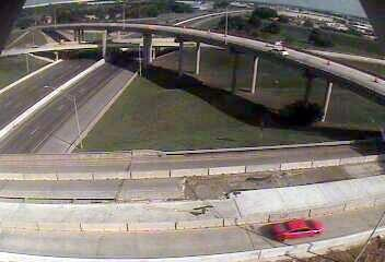 The interchange at 169 and I-244