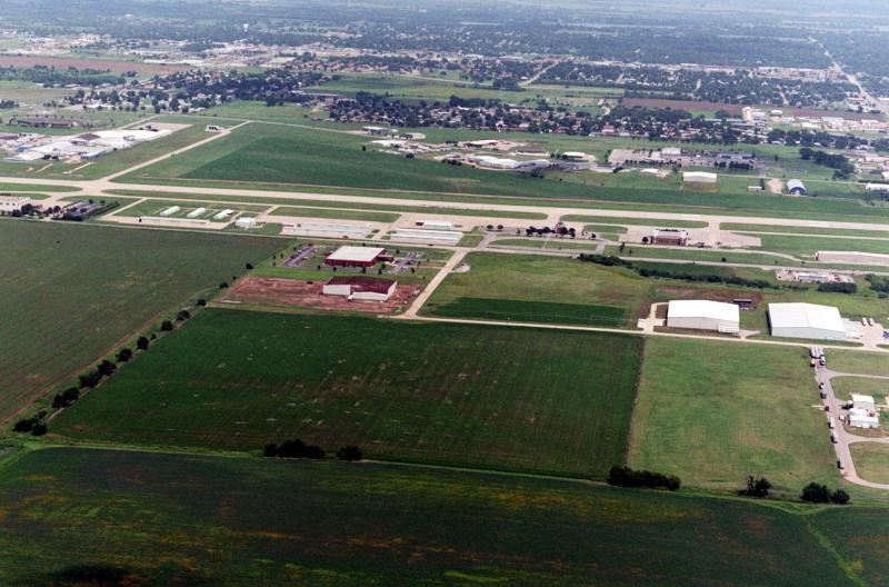 The Ponca City Airport