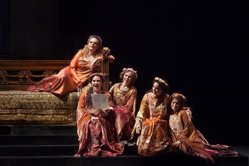 "The Women of ""Francesca da Rimini"""