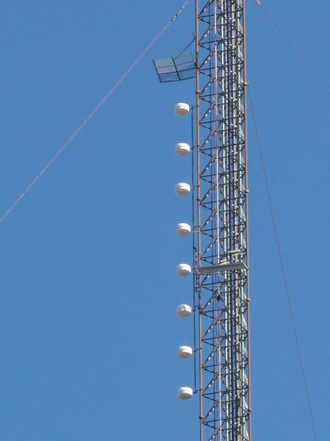 Public Radio Tulsa backup antenna
