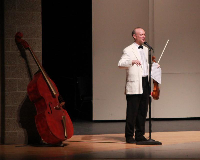 Paul Neubauer at the OK Mozart International Festival