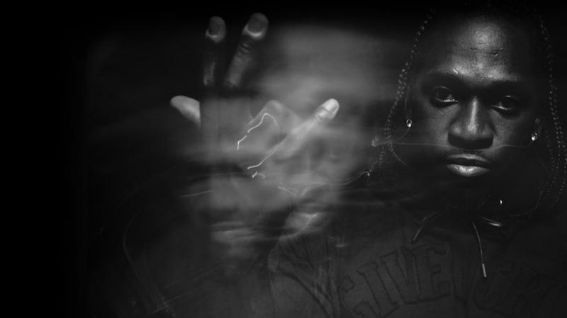 Pusha T is just one of the three artists performing live on Oct. 16.