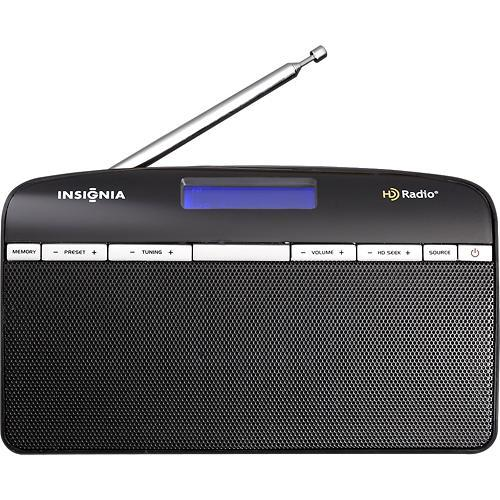 Insignia HD Radio (model NS-HDRAD)