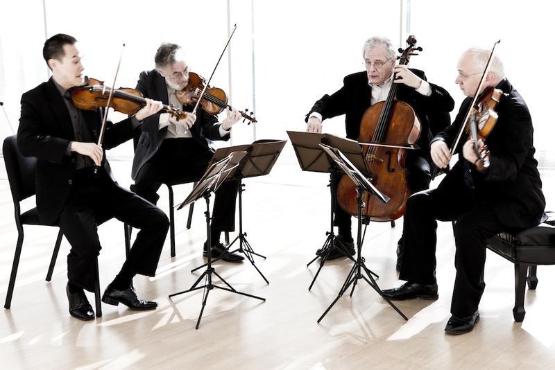 juilliard string quartet schedule