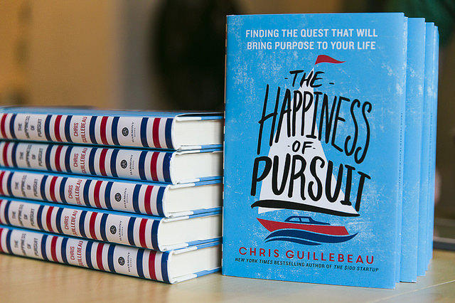 """""""Finding the Quest That Will Bring Purpose to Your Life"""" (Encore presentation.)"""
