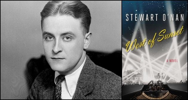 A Novel Imagines Scott Fitzgeralds Life In Hollywood West Of