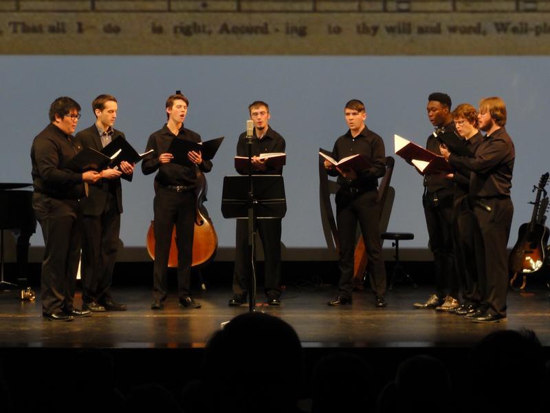 TU Phi Mu Alpha Sinfonia Chorale