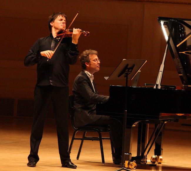Joshua Bell/Sam Haywood