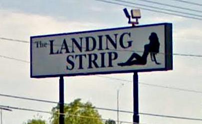 Tulsa the landing strip revie
