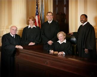 Justices on the Court of Criminal Appeals