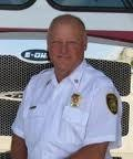 Muskogee Fire Chief Derek Tatum