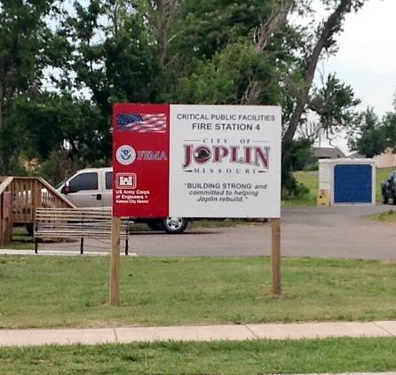 A new fire station is coming to Joplin