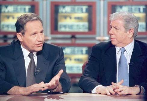 "Woodward and Bernstein on ""Meet the Press"""