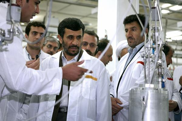 Iran & The Bomb from America Abroad