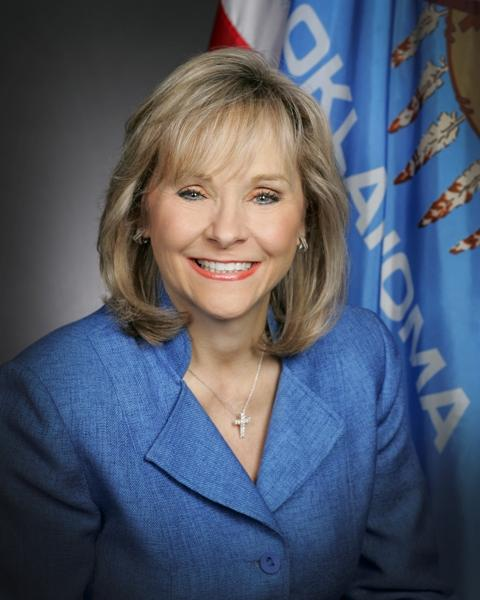 Gov. Fallin Signs 2018 State Budget Bill